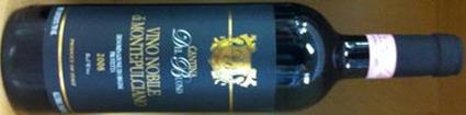 PLCB Pick: Cantina del Bueno Vino Nobile di Montepulciano | Una vuelta por Italia a travéz de la pasta | Scoop.it
