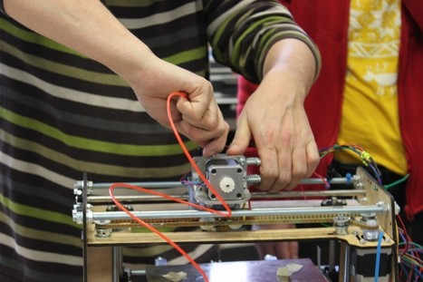 Coming soon : a FabLab on the Ile de Nantes with Plateforme C | The P2P Daily | Scoop.it