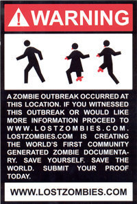 Case Study: Lost Zombies - 4D Fiction | Tracking Transmedia | Scoop.it