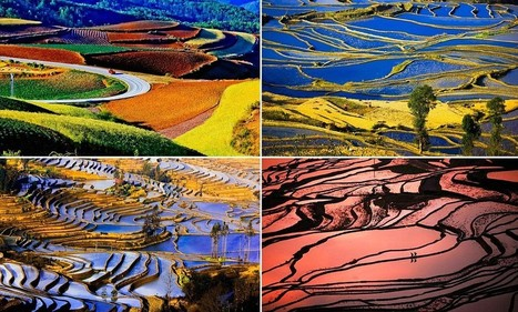 Photographer captures China's breathtaking landscapes | SOcial MEdia TOURISM | Scoop.it