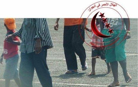 Le croissant rouge anjouanais s'intéresse enfin aux déplacés de force des Comores | Comores | Scoop.it