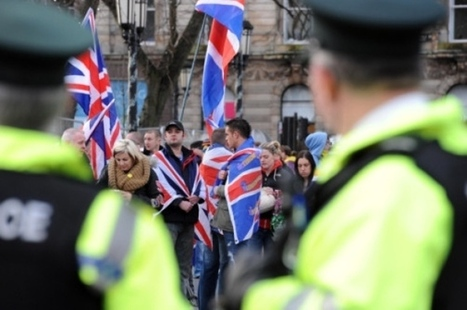 Stay away, protesters tell BNP - Belfast Newsletter | The Indigenous Uprising of the British Isles | Scoop.it