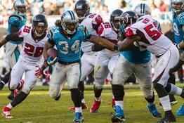 NFL sets date for Carolina Panthers' playoff game - Charlotte Business Journal | Cam newton | Scoop.it
