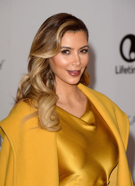 Kim Kardashian's New Mom Beauty Tips — Reveals Habits For ... | Healthy Living | Scoop.it