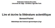 Lire et écrire la littérature scientifique | Thot Cursus | Sciences de l'Information | Scoop.it