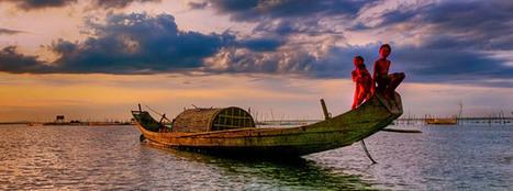 Flânerie sur les berges de la rivière des parfums | Amica Travel | Idées de voyage au Vietnam | Scoop.it