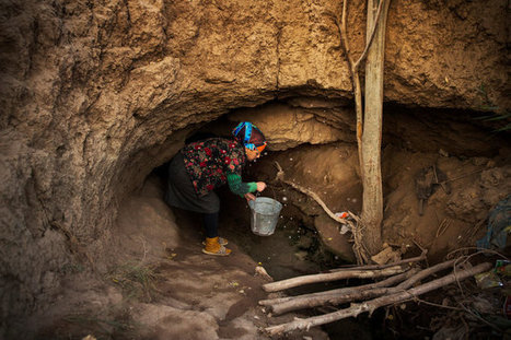 In a Parched Corner of Xinjiang, Ancient Water Tunnels Are Running Dry | Sustain Our Earth | Scoop.it