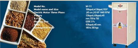 Shree Laxmi Industries:Domestic Flour Mill | Shree Laxmi Industries | Scoop.it