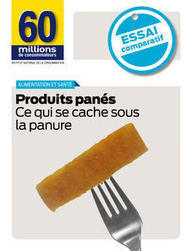 Produits panés : ce qui se cache sous la panure | Toxique, soyons vigilant ! | Scoop.it
