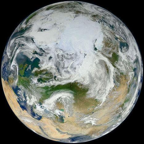 How NASA Makes Scientific Data Beautiful | visual data | Scoop.it