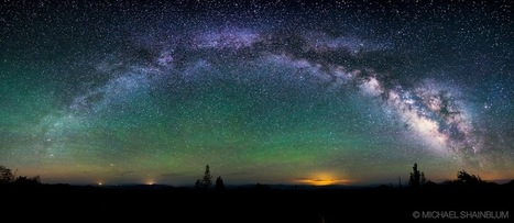 Astrophotography by Michael Shainblum » Design You Trust | photography | Scoop.it