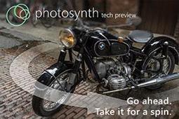 Photosynth - Capture your world ... in 3D ! | Petite Veille pour Tous | Scoop.it