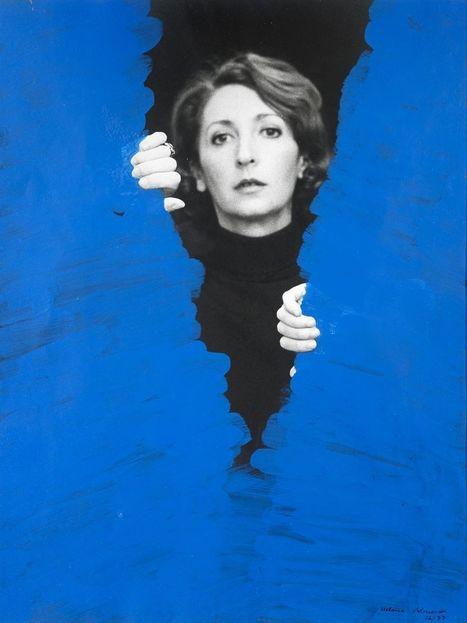 Helena Almeida, l'art à  bras le corps   Arts & photographie   Scoop.it