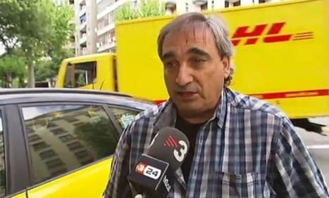 Els taxistes denuncien l'aplicació Uber que fomenta els viatges en ... | taxi barcelona | Scoop.it