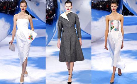 D�fil� Dior - Automne/hiver 2013-2014 - Tendances de Mode | mode | Scoop.it