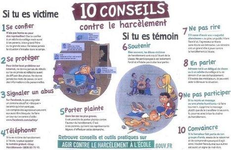 Harcèlement scolaire : Comment lutter contre ce fléau ? | POURQUOI PAS... EN FRANÇAIS ? | Scoop.it
