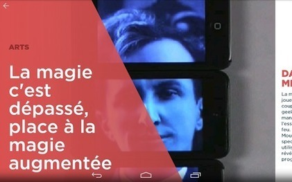 Culture Touch, l'hebdo d'ARTE - Applications Android sur GooglePlay   Clic France   Scoop.it