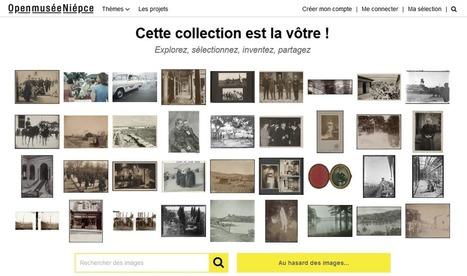 [Article CLIC France] Sur une nouvelle plateforme web, le musée Nicéphore Niépce met en ligne 20 000 photographies libres de droit | Ressources d'autoformation dans tous les domaines du savoir  : veille AddnB | Scoop.it