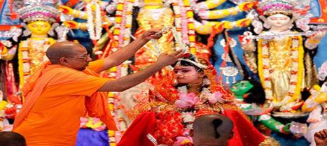 Durga Puja 2015   Durga Pujo Dates Time Tithi Anjali Time Puja Photos   Durga Puja   Scoop.it