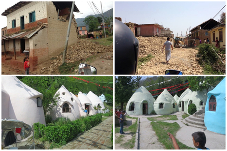 Superadobe/Earthbag Orphanage Withstands Nepal Earthquake | Sustain Our Earth | Scoop.it