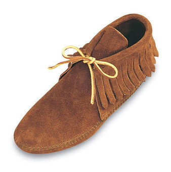 Classic Fringe Boot - Shop Mens, Womens, Childrens Moccasins - The Moccasin Shop | Minnetonka Moccasin Shop | Scoop.it