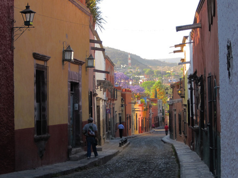 Seduced in Mexico: San Miguel de Allende   The Joy of Mexico   Scoop.it