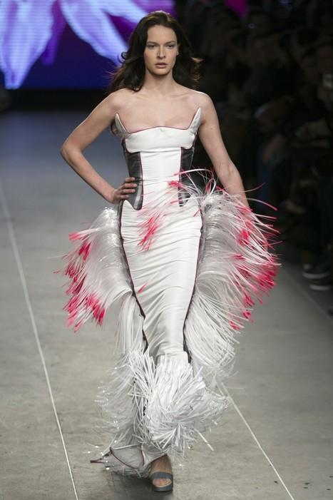 Paris Fashion Show: 10 Best Looks of Spring-Summer 2012 - IBTimes.co.uk | FashionLab | Scoop.it