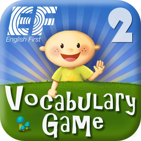 EF English First High Flyers Vocab Game for Learning English 2 | Apps | Scoop.it
