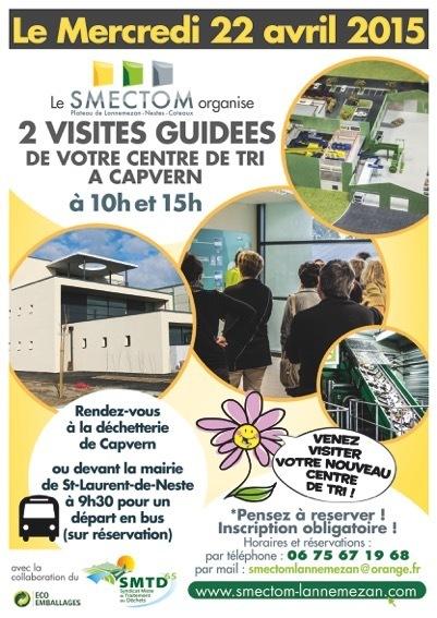 Visites guidées au centre de tri de Capvern le 22 avril | Vallée d'Aure - Pyrénées | Scoop.it