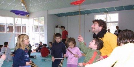 Landes : découvrir les arts du cirque pendant les vacances avec ... - Sud Ouest | office de tourisme landes | Scoop.it