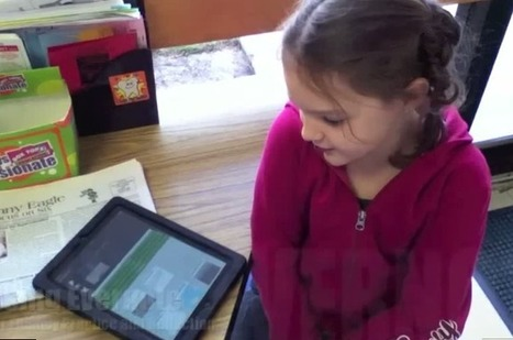 Second Grader Shows How She Uses Evernote For Fluency - Edudemic | 21st century Learning Commons | Scoop.it