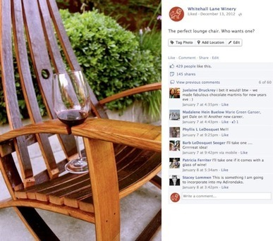 """How a Winery Uses Social Media to Increase Sales and Brand Loyalty 