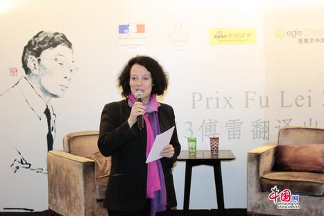 Remise du Prix Fu Lei 2013 à Beijing | Summer Tian | Scoop.it