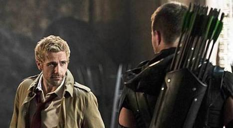 [Television] The Hellblazer comes to Arrow next week | Comic Book Trends | Scoop.it