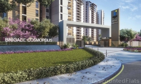 Brigade Cosmopolis Premium Apartments at Whitefield Bangalore | flats in bangalore | Scoop.it
