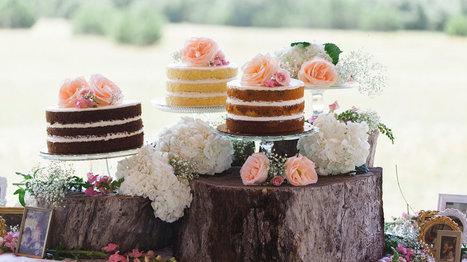 Tips To Choose Your Wedding Cake | Online birthday cake in Brisbane | Creative cakes by Deborah Feltham | Scoop.it