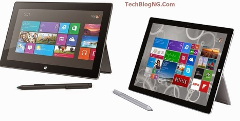 TechBlogNG.Com » Blogging, Mobile & Computer Tech Journal: Microsoft Surface Pro 2 vs Microsoft Surface Pro 3 - Which can I Buy? | technology-blogging | Scoop.it