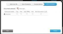 docTrackr. Contrôlez vos documents partagés. | Les outils du Web 2.0 | Scoop.it