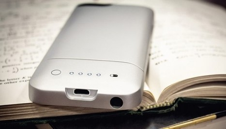 Technology Hits – Mophie's Helium Case Doubles Battery Life Of iPhone 5 | Technology Hits | Scoop.it