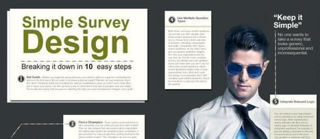 Simple Survey Design | Survey Magazine | Surveys | Scoop.it