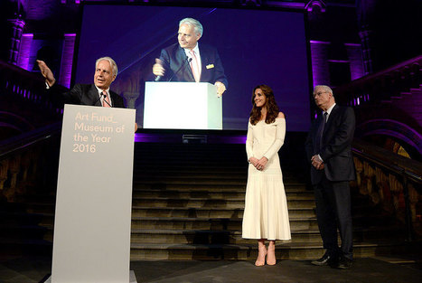 HRH The Duchess of Cambridge announces V&A winner of Museum of the Year 2016 | News in Conservation | Scoop.it