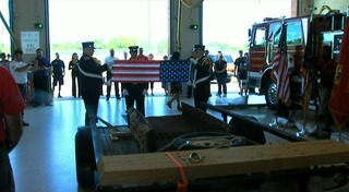 9/11 steel has been awarded to a local fire department - WCPO | Fire Safety | Scoop.it