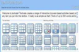 Ozge Karaoglu's Blog - Create Text Activities with Textivate | Technology and language learning | Scoop.it