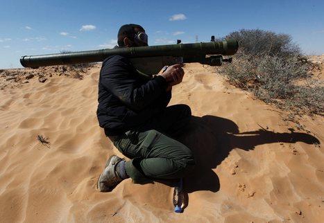 Rebel leader Ibrahim Jedran seeks separate government for eastern Libya - Washington Times | Saif al Islam | Scoop.it
