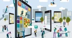 """[#CelsandCo] """"Uberisation : quand le numérique et les start-up font leur révolution""""   Stratégie digitale et e-réputation   Scoop.it"""
