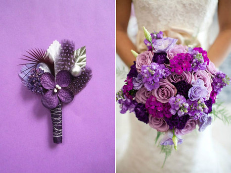 What the colour of your wedding flowers says about you!Plascon Trends | Flowers Articles | Scoop.it