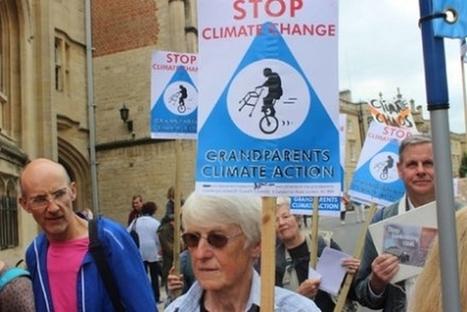 Papis et mamies font de la résistance contre le changement climatique   Faire Territoire   Scoop.it