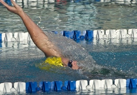 Race Video: Emily Seebohm Cracks 50 Back All-Comers Record   AETN2014   Scoop.it