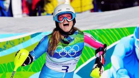 Olympic Skier Julia Mancuso's Race For Gold (Healthy Hollywood) | Access Hollywood | CLOVER ENTERPRISES ''THE ENTERTAINMENT OF CHOICE'' | Scoop.it