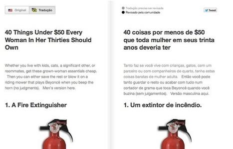 Des sites d'information traduits par les internautes   Modèles d'affaires   Scoop.it
